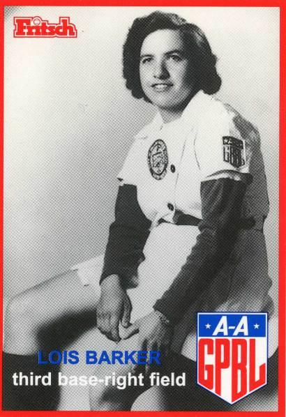 Tommie Barker's Baseball Card