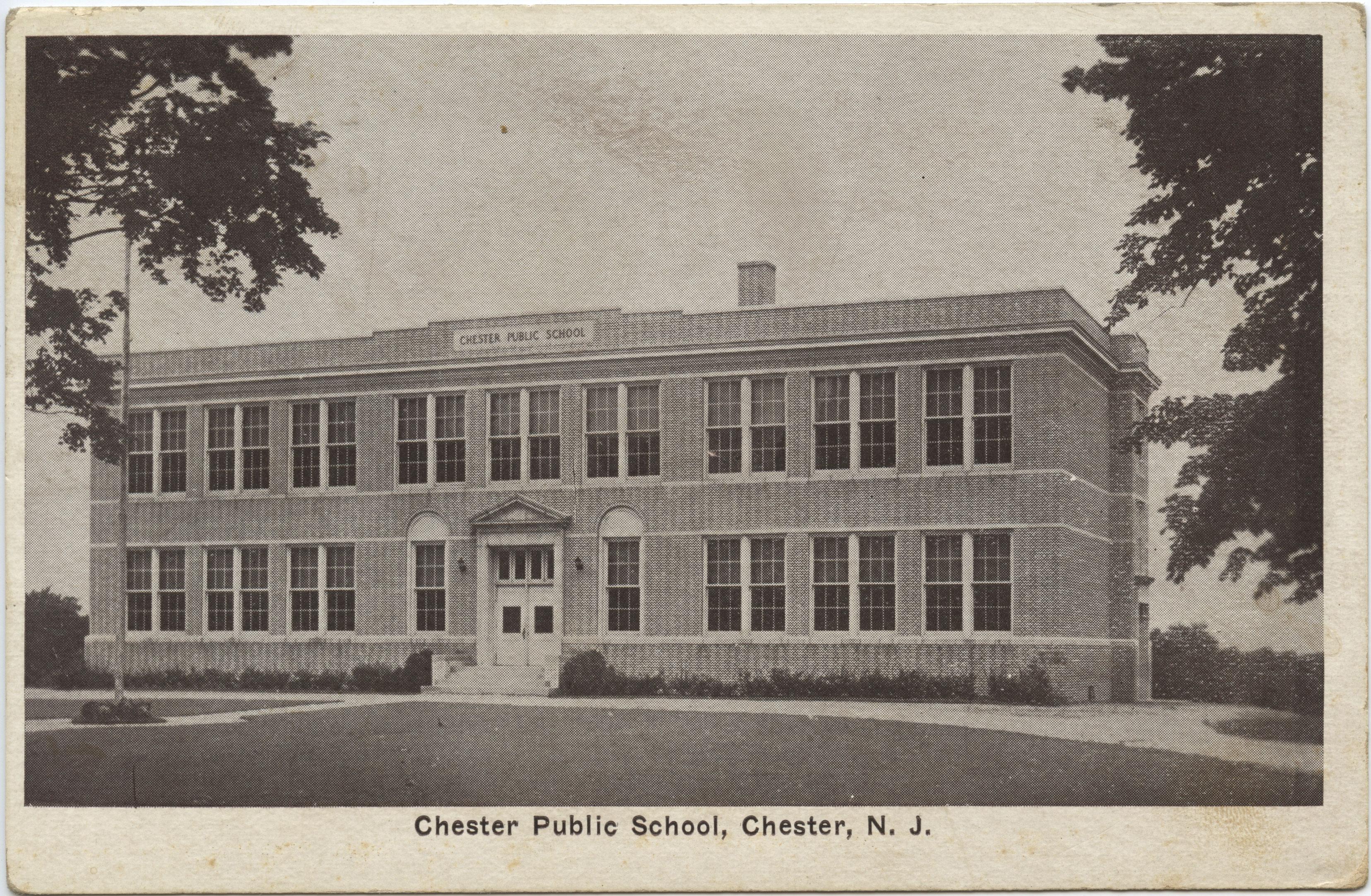 Chester Public School or Williamson School
