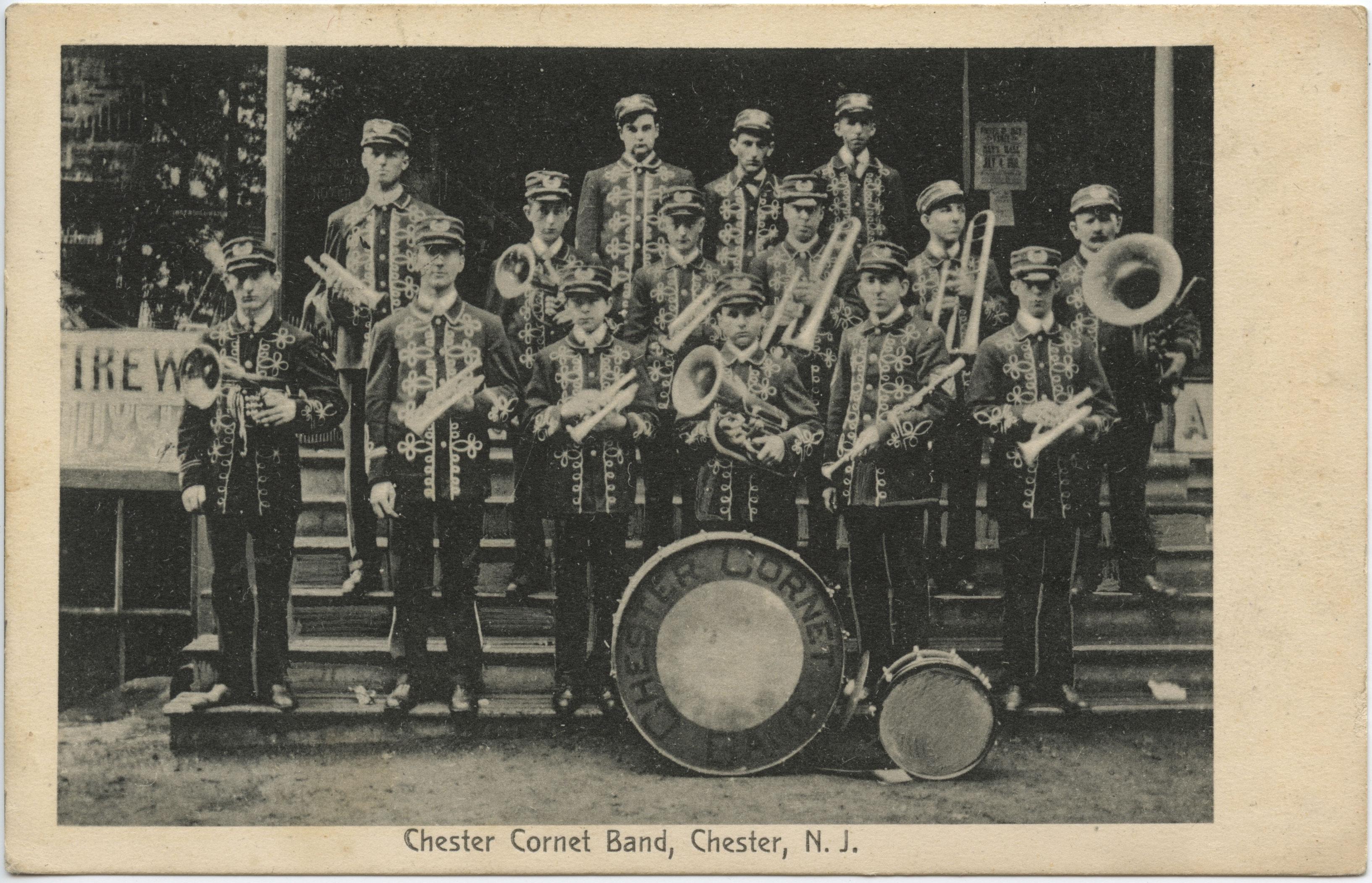 Chester Cornet Band