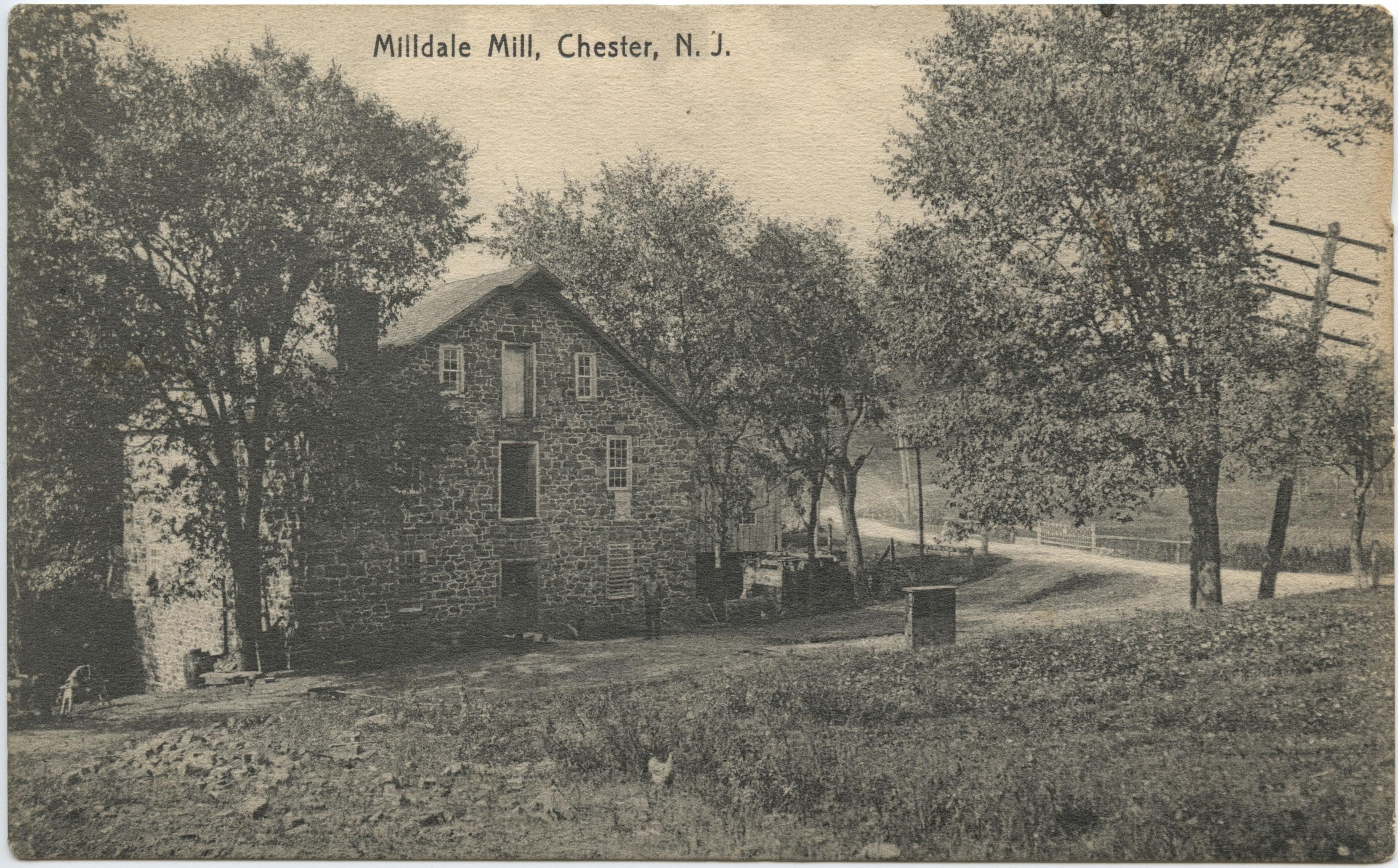 Milldale Mill