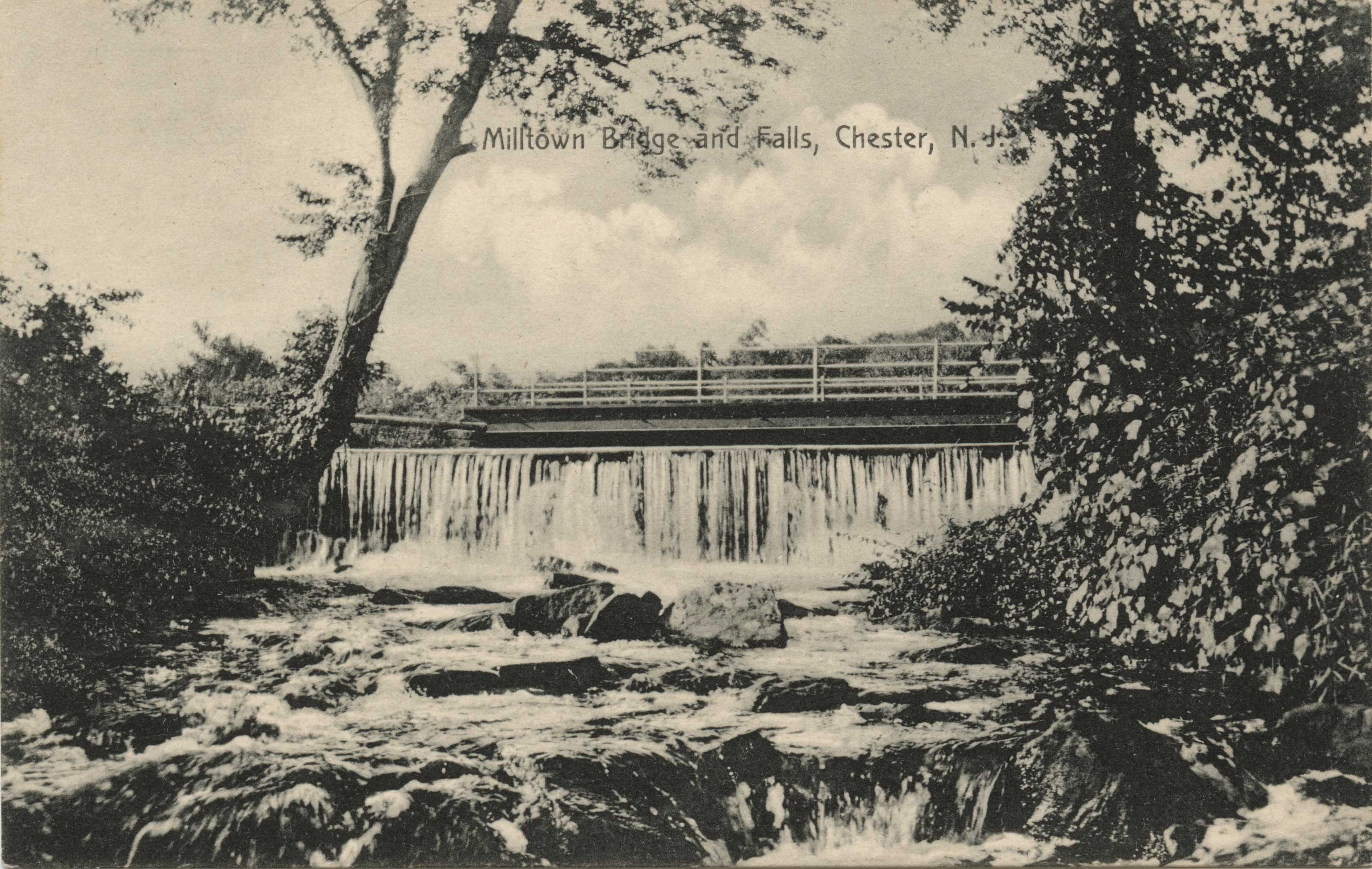 Milltown Bridge and Falls
