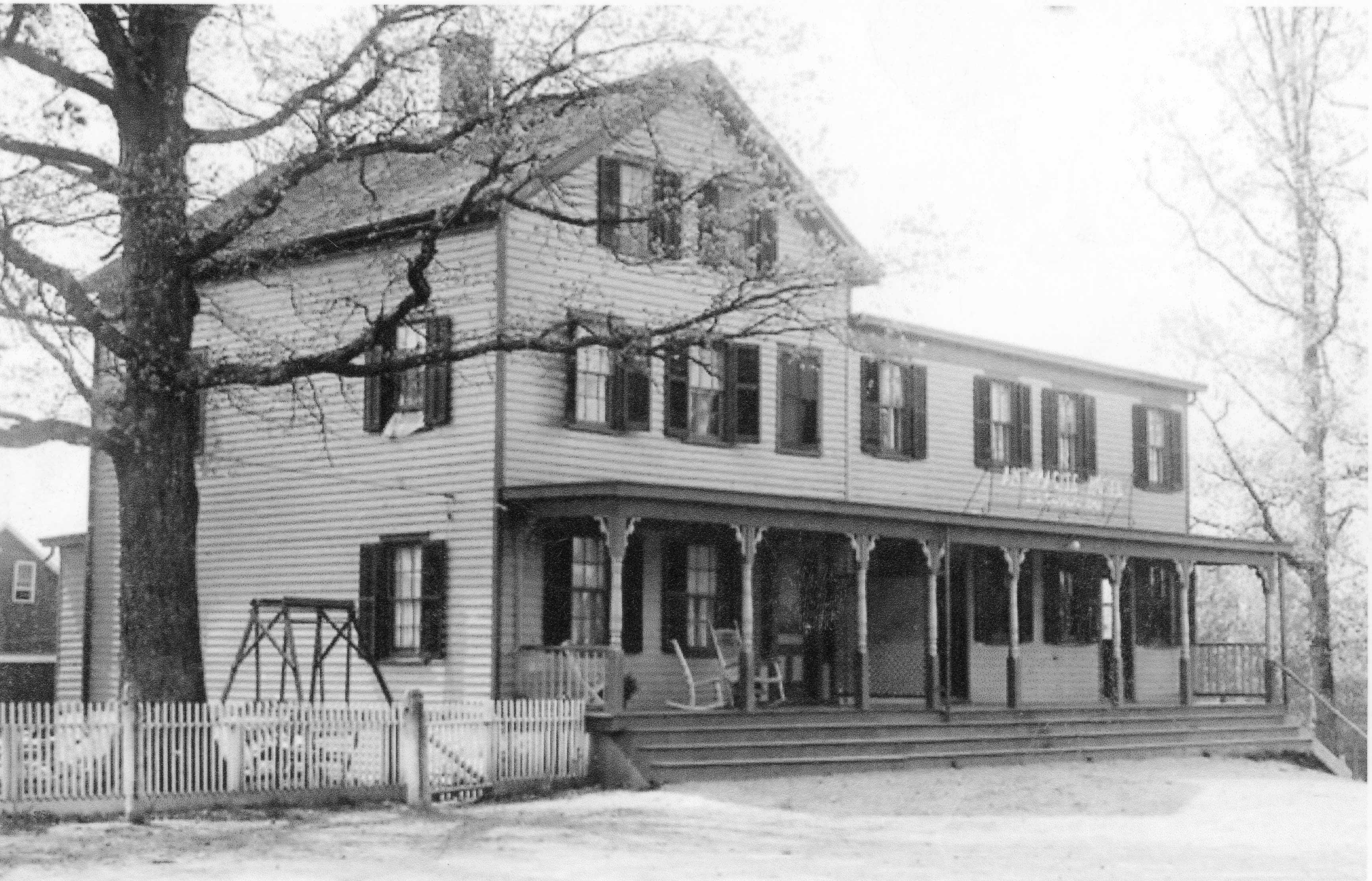 Muskrat Inn