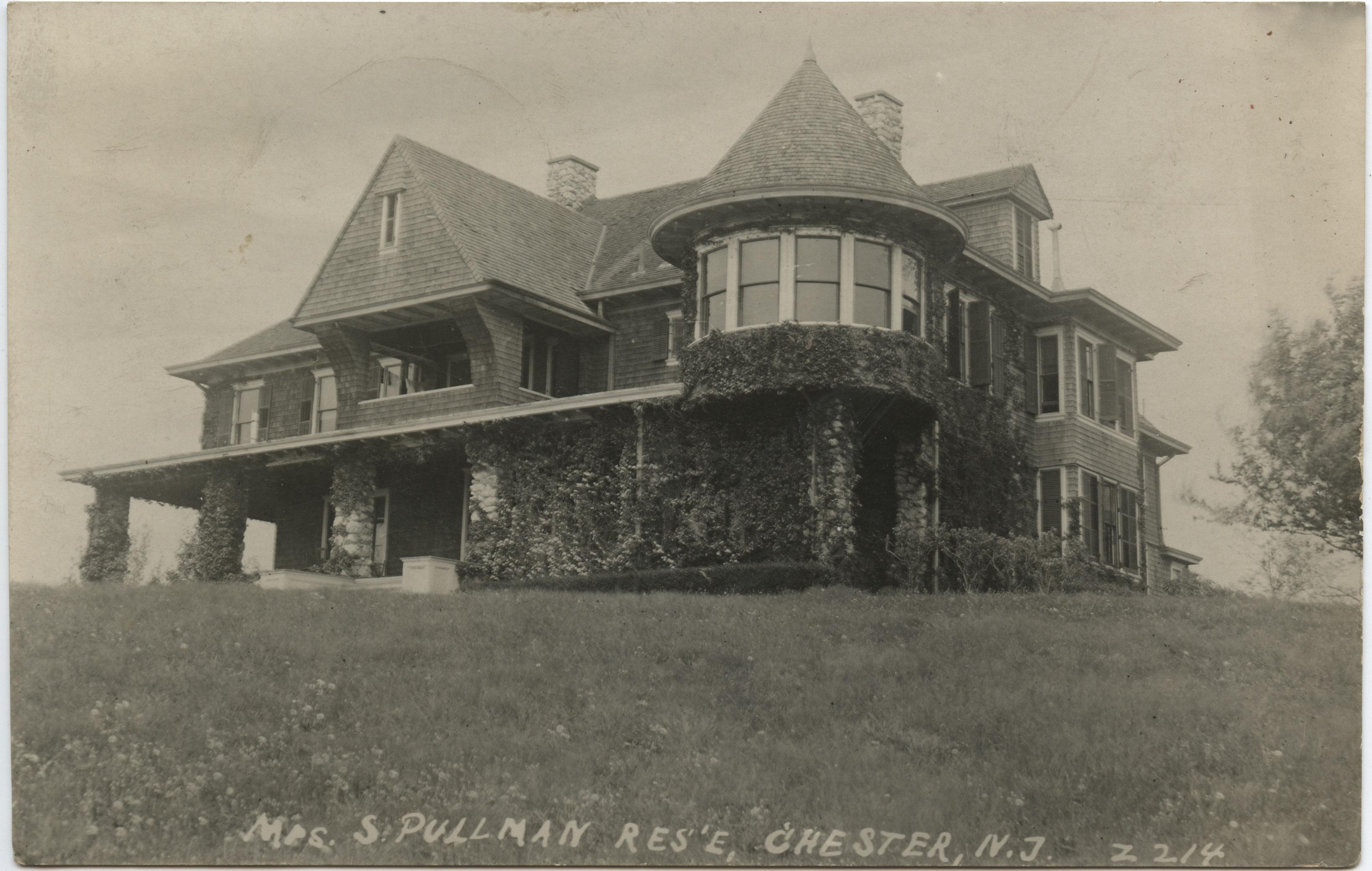 Pullman Mansion
