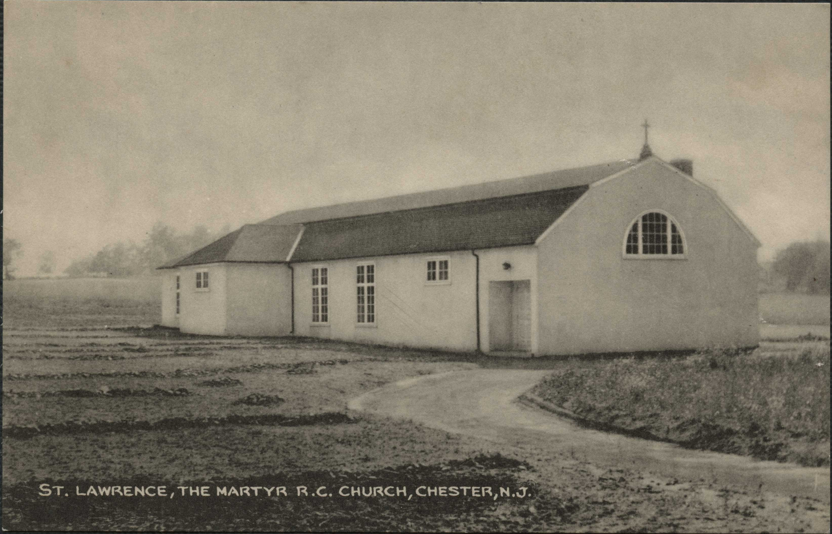 St. Lawrence the Martyr R.C. Church
