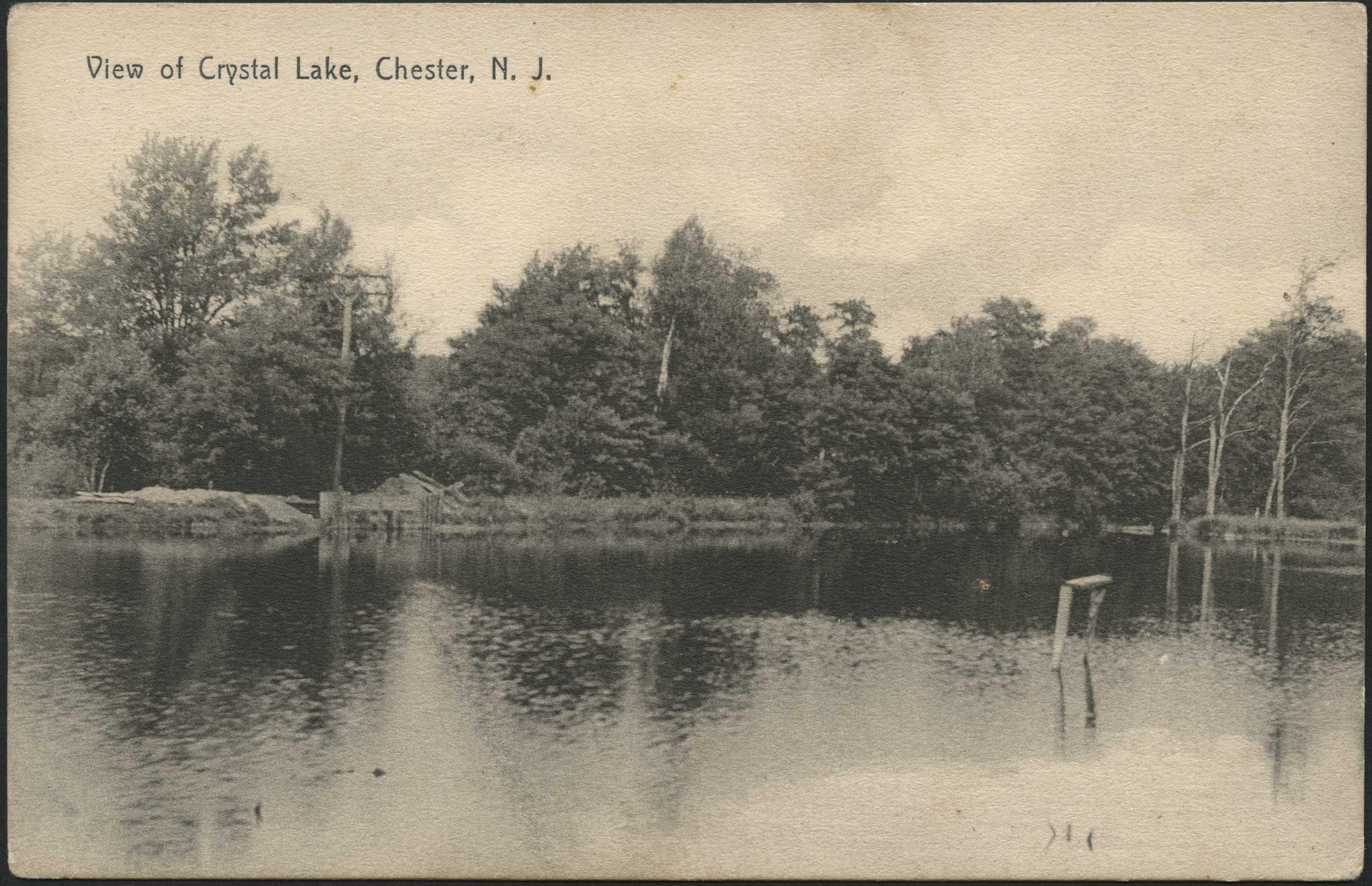 Crystal Lake (front)