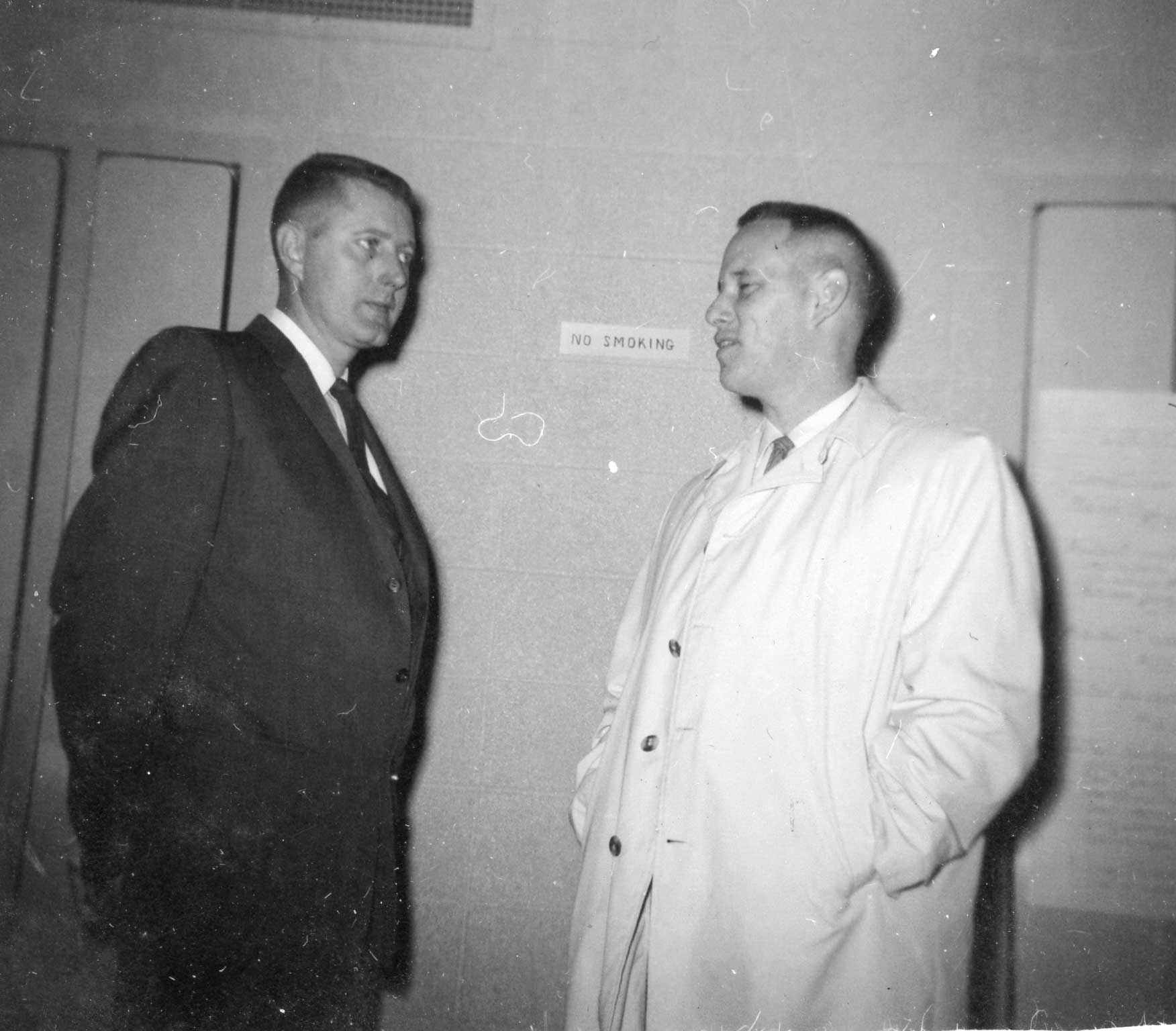 Don Mills and Jack MacDougal